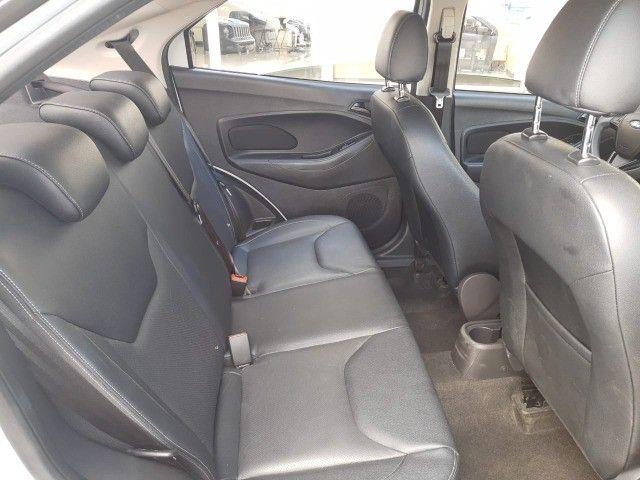 Ka Sedan Titanium 1.5 Aut. - 2019 - Novíssimo, Revisado e C/ Garantia - Foto 13