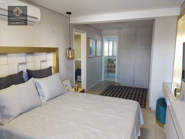 Apartamento  119 metros com 3 quartos em Papicu - Fortaleza - CE - Foto 16