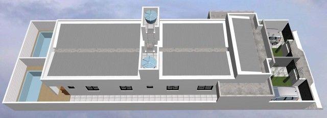 Vendo casa com piscina 3 quartos no Cristo  - Foto 6