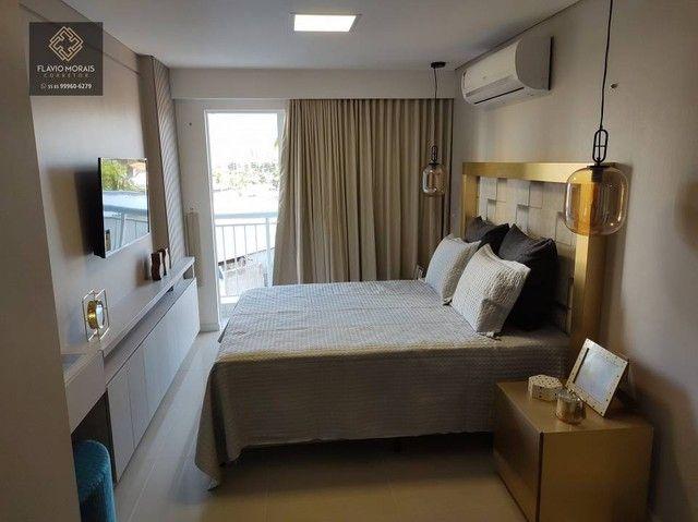 Apartamento  119 metros com 3 quartos em Papicu - Fortaleza - CE - Foto 15