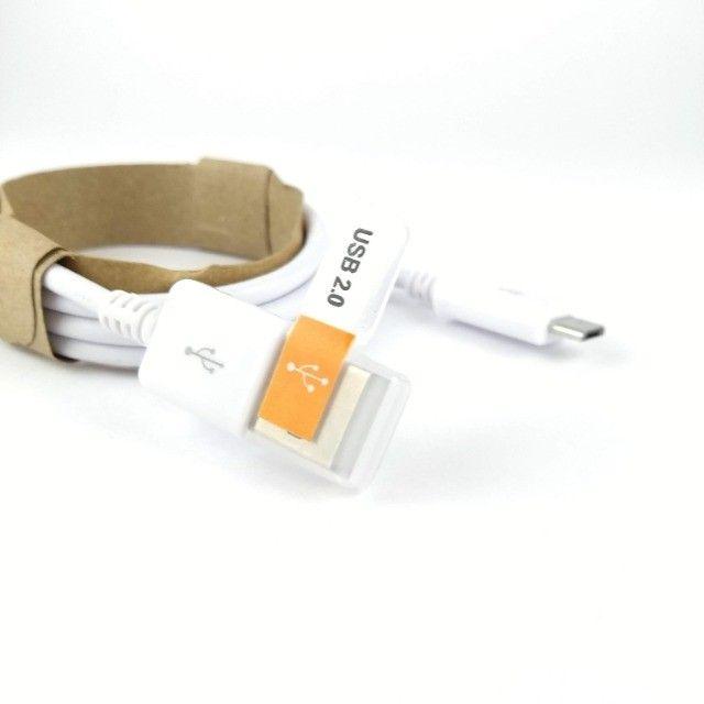 Cabo USB Carregador micro-USB