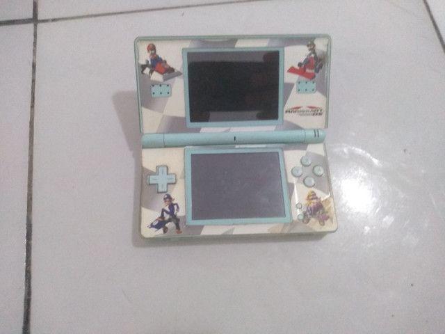 2 Nintendo DS pelo preço de 1 sem carregador aceito picpay e pix - Foto 3