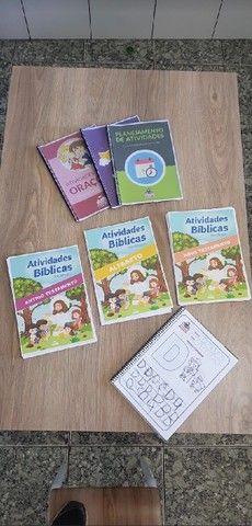 Atividades Bíblicas Infantis