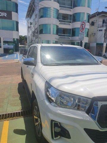 HILLUX SRV 2019 4X4 FLEX AUTOMÁTICA
