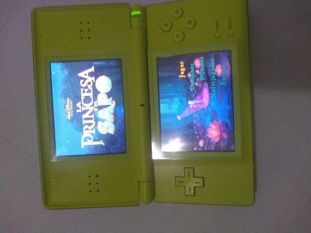 2 Nintendo DS pelo preço de 1 sem carregador aceito picpay e pix - Foto 2