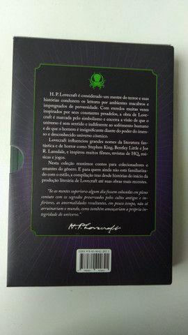 Box Hp Lovecraft : Os Melhores Contos ? 3 Volumes - Foto 2
