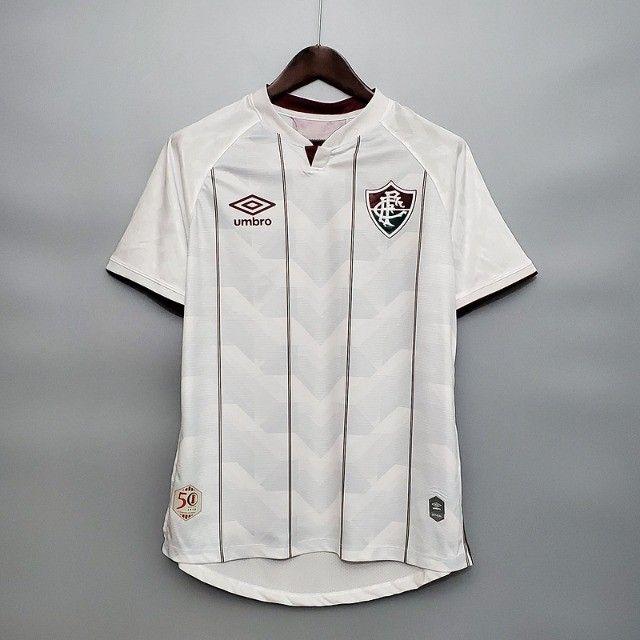 Camisa Fluminense 2020/21 - Foto 3