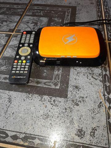Transformado para transformar televisão em smart
