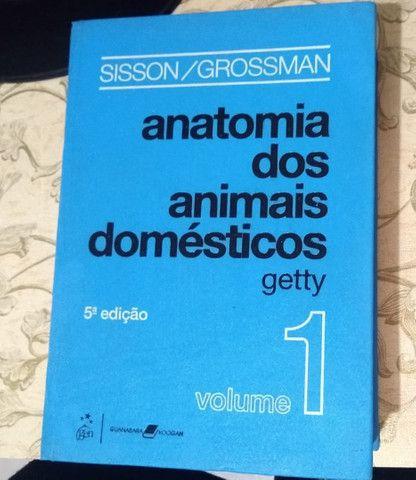 Sisson/Grossman - Anatomia dos animais domésticos