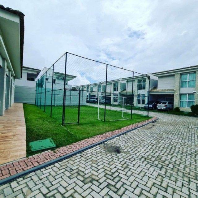 Casas em condomínio fechado no Eusébio, 3 suítes, a melhor localizaçao do Eusébio  #ce11 - Foto 10