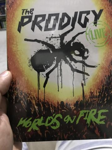 DVD+CD The Prodigy