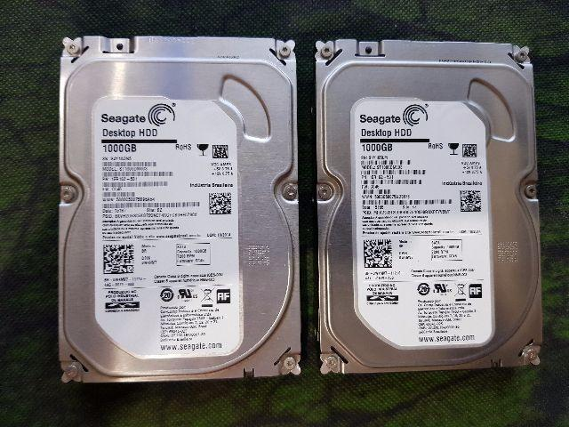 Hd seagate 1TB Sata III 64MB Pc Interno