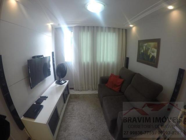 Lindo 3 quartos no condomínio Costa do Marfim - Foto 5