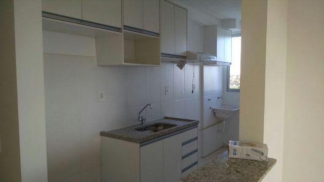 Apartamento novo, primeira locação
