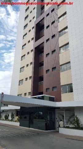 Apartamento no Adrianópolis Singolare de 133m²|158m²