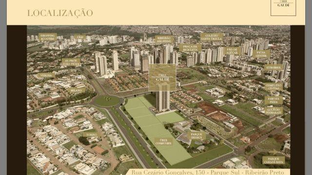Apartamento 4 dormitórios, 3 suites, Edifício Uber Gaudi, Jardim Botânico