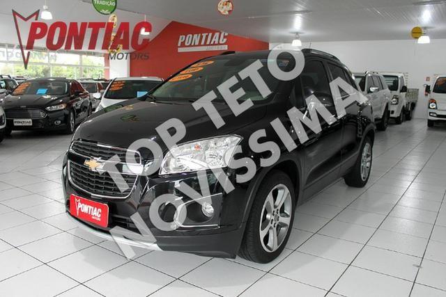 Gm - Chevrolet Tracker LTZ Aut 2015