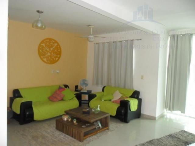 Casa para venda em salvador, jaguaribe, 3 dormitórios, 1 suíte, 3 banheiros, 2 vagas - Foto 4