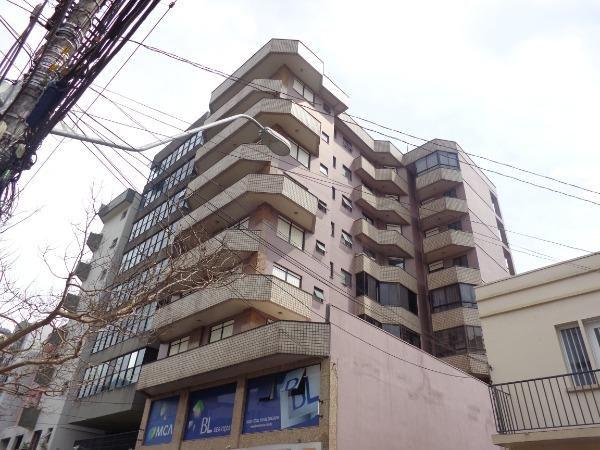 Apartamento para alugar com 1 dormitórios em Centro, Caxias do sul cod:11344