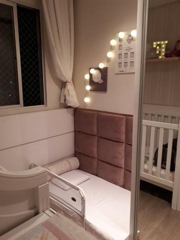 Apartamento mobiliado à venda, 2 dormitórios, Bacacheri - Foto 11