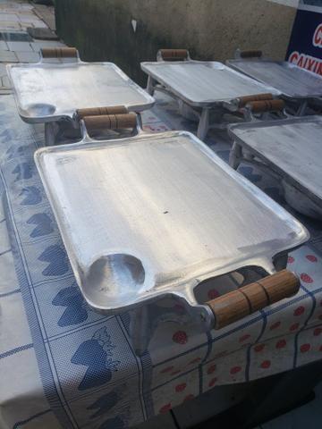 Picanheira de alumínio