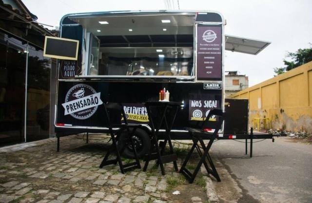 Food truck trailer - Foto 5