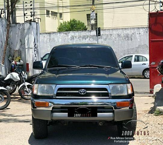 Hilux SW4 1998 7 lugares 3.0 diesel uma verdadeira RARIDADE!!! - Foto 10