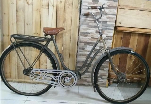 Bicicleta Antiga Hermes 1951