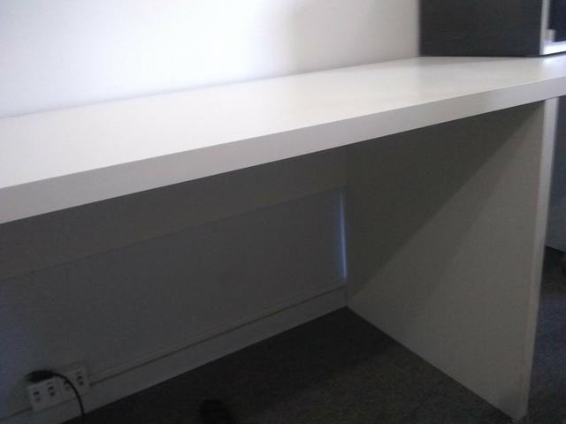 Mesa de escritório Semi-nova - Foto 3