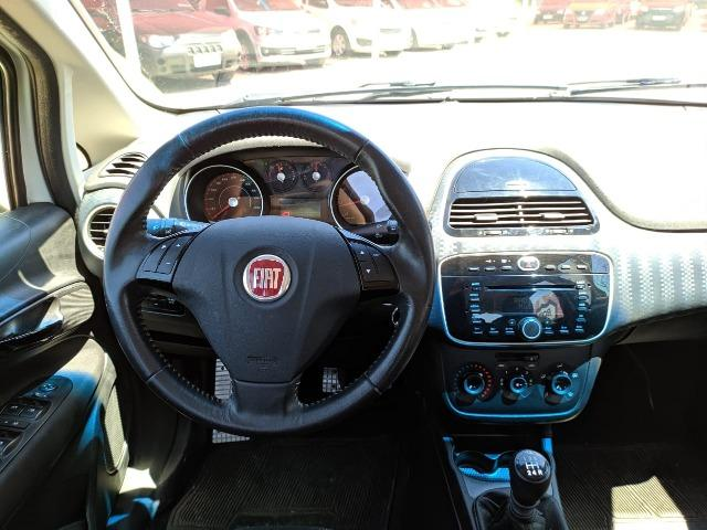 Punto Sporting 1.8 16v Flex Manual 2014 - Foto 6