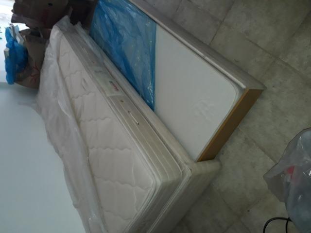 Cama box solteiro com cama auxiliar - Foto 2