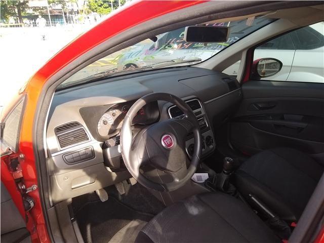 Fiat Punto 1.4 attractive 8v flex 4p manual - Foto 10