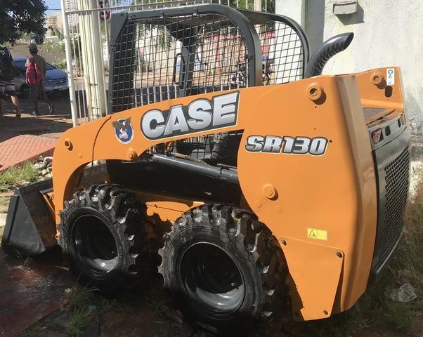 Bobcat único dono Case NF de origem