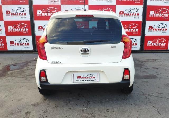 Kia picanto ex4 2016 automatico km 19.879 raridade - Foto 3