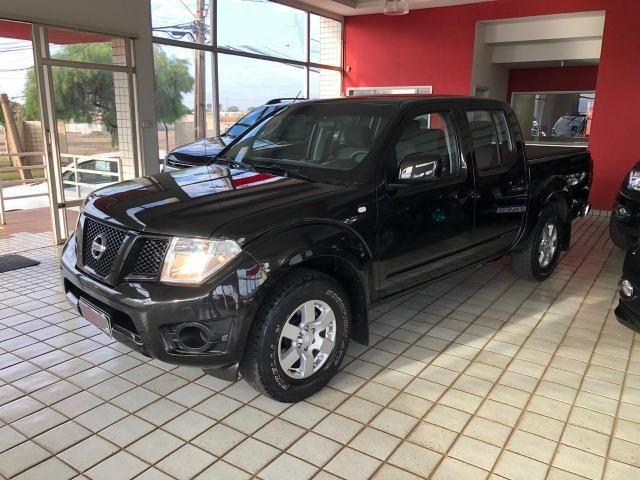 Nissan Frontier S CD_2.5TDI_1DonO_88MKM_ExtrANovA_LacradAOriginaL_Placa A_
