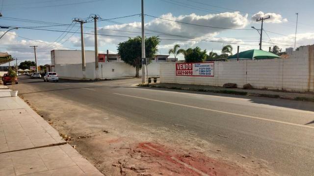 Terreno comercial no sim, esquina da Centenário a 60m da Noide - Foto 5
