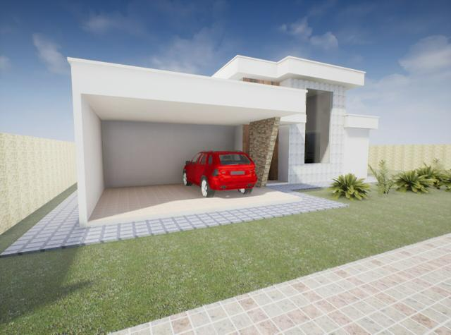 Maravilhosa casa 3 suítes, 2 garagens cobertas, condomínio estância Quintas da alvorada - Foto 5