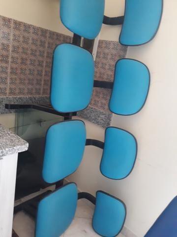 Longarinas(4 cadeiras)