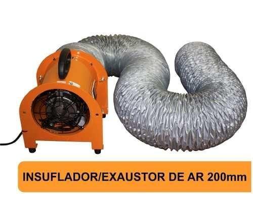 8de1b129ba562 Insuflador  Exaustor EPI - Outros itens para agro e indústria ...