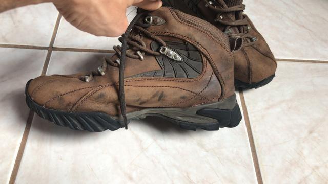 5008fb1ebb85e Bota impermeável Macboot 38 39 masculino - Roupas e calçados ...