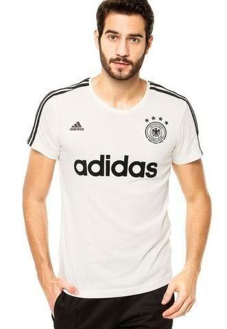 447eb703ee7b0 Camisa Alemanha Adidas Futebol Algodão GG perfeito estado - Esportes ...