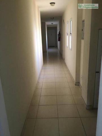 Apartamento com 3 dormitórios à venda, 60 m² por r$ 330.000 - parque bandeirante - santo a