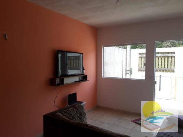 Terreno com Casa à venda, 55 m² por R$ 150.000 - Jardim da Barra - Itapoá/SC - Foto 6