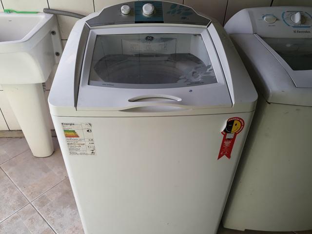 Máquina de lavar marca G.e. 13 kg