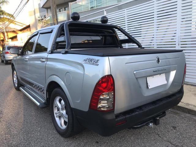 Ssangyong Actyon Diesel 4x4 Automática - Foto 9