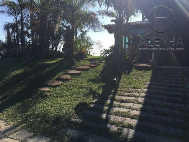 Casa à venda com 2 dormitórios em Areias do macacú, Garopaba cod:3338 - Foto 4