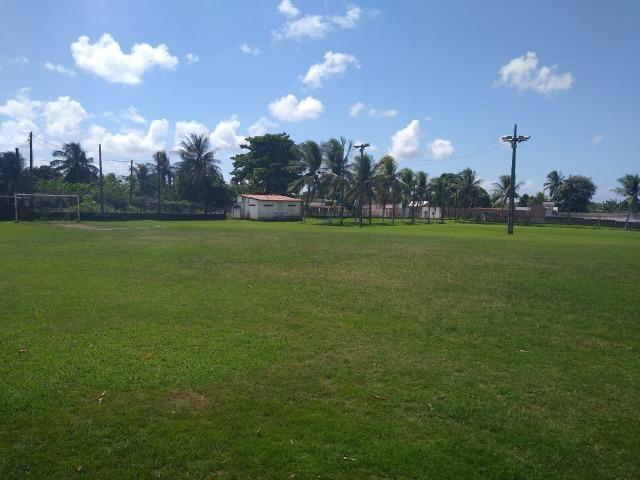 Terreno de 12.592m2 prox BR-406, RN, com casa, piscina e campos de futebol - Foto 3
