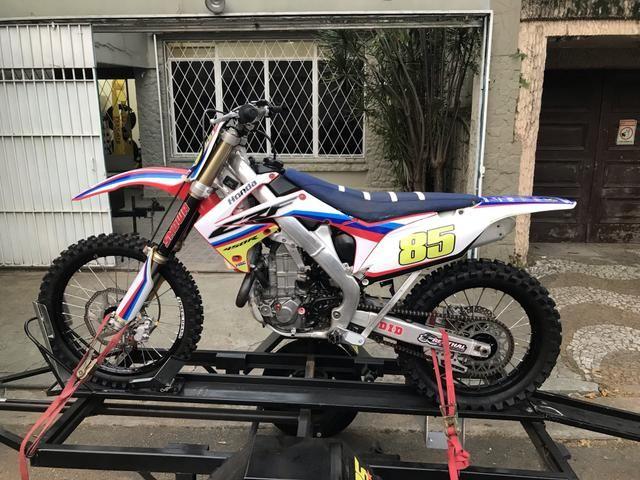 Honda crf 450r 2011 motocross - Foto 3