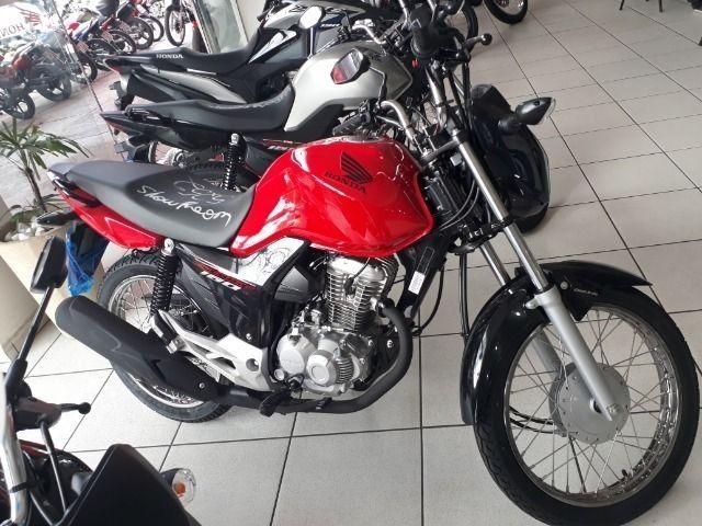 Moto Honda Start 160 Entrada 1.000