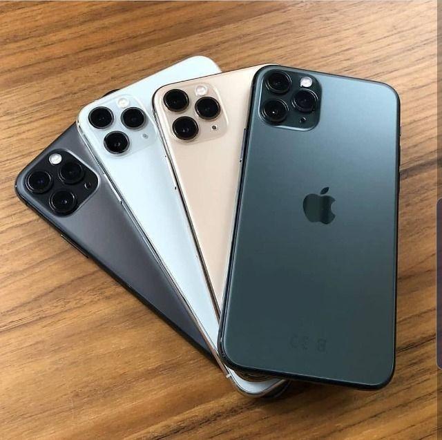 IPhone 11 PRO ( 12X Sem Juros + Nota Fiscal ) Novo, Lacrado, Garantia